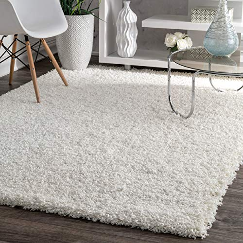 nuLOOM Soft and Plush Marleen Cozy Shag Rug, 6' 7