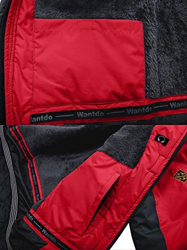Wantdo-Mens-Mountain-Waterproof-Ski-Jacket-Windproof-Rain-Jacket