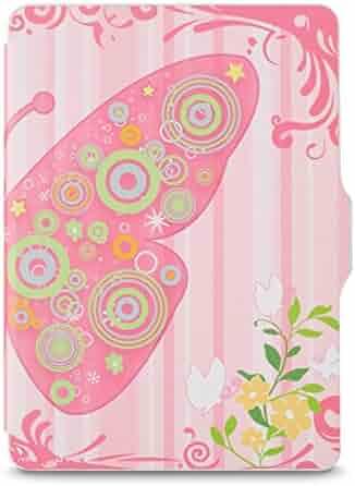 Nupro Kindle Case - Butterfly (8th Generation)