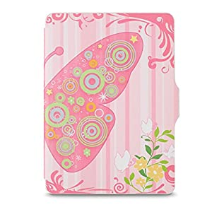 Nupro Kindle Case - Butterfly (8th Generation)