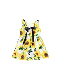 Zhengpin Summer New Foreign Trade Children Skirt Belt Printing Princess Skirt