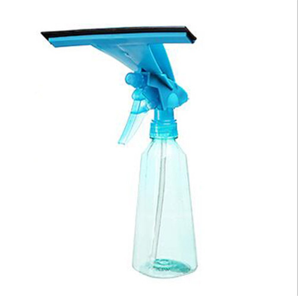 JHKJ Fashionable Spray Window Cleaner For Windows, Tiles, Shower & Cabinets,Blue