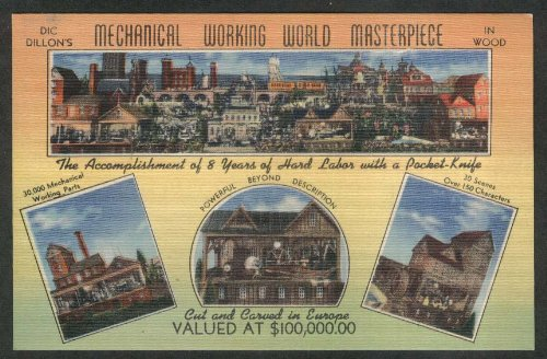dic-dillon-mechanical-working-world-masterpiece-in-wood-postcard-1930s