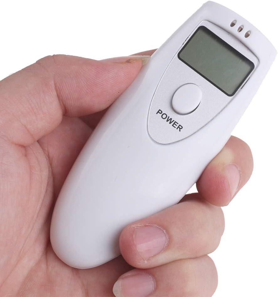 CQ Tester DellAlito di Alcool di Digital del Rilevatore del Dispositivo DellAnalizzatore DellAlcool della Polizia del Tester del Breathalyzer