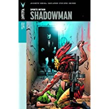 Valiant Masters: Shadowman Volume 1 – Spirits Within