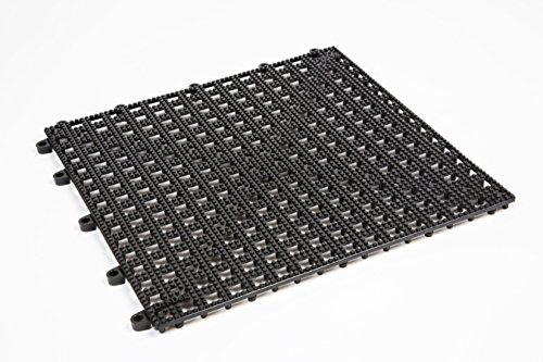 Dri Dek Marine Surface 1 X1 Interlocking Tiles Boat
