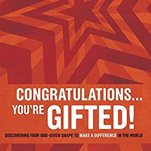 Congratulations...You're Gifted! Audiobook