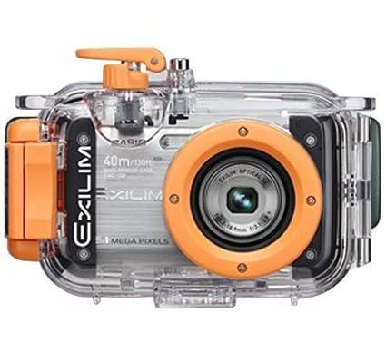 Casio EWC-130 - Carcasa acuática para cámaras (Policarbonato ...