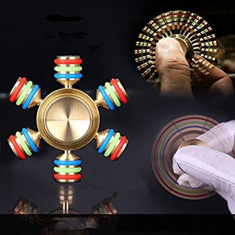 Spinner Fidget Special Type New Hot Toy EDC Hand Finger Spinner Desk Focus (Cheap Special Effects Makeup)