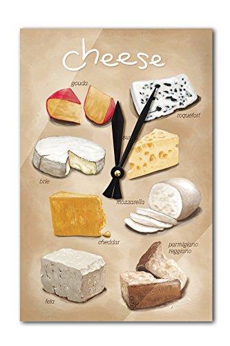 cheese clock - 5