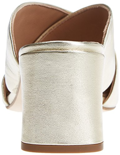 PEDRO MIRALLES Women's 18387 Clogs Gold (Platino) cheap price outlet cheap 100% authentic buy cheap low shipping best for sale afdG9mq