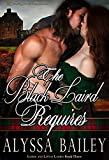 The Black Laird Requires (Lords and Little Ladies Book 3)