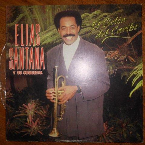Chicos Velvet - El Ciclon Del Caribe --> Vinyl, LP Astral RE by Velvet Rodven, 1989 Ven