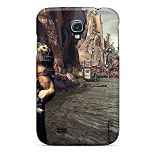 Best Cell-phone Hard Cover For Samsung Galaxy S4 With Provide Private Custom High-definition Rise Against Pattern VIVIENRowland