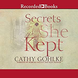 Secrets She Kept Audiobook