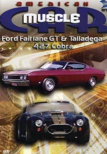 Amazonin Buy AMERICAN MUSCLE CARFORD FAIRLANE GT DVD Bluray - American muscle car tv show