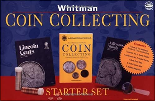 Whitman Coin Book and Supplies