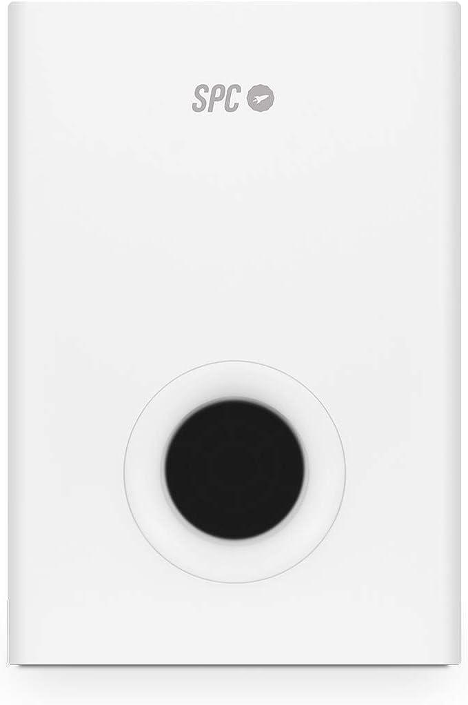 SPC Suana Sound Bar barra de sonido color blanca con 100W de potencia y subwoofer inalámbrico: Spc-Internet: Amazon.es: Electrónica