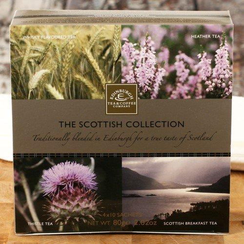 Scottish Tea Collection by Edinburgh Tea and Coffee Co. (3.53 ounce)