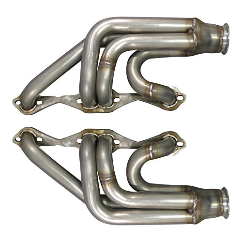 - XS-Power DUAL Turbo Headers Small Block Chevy SBC 350 400 CAMARO Pontiac Nova GM V8