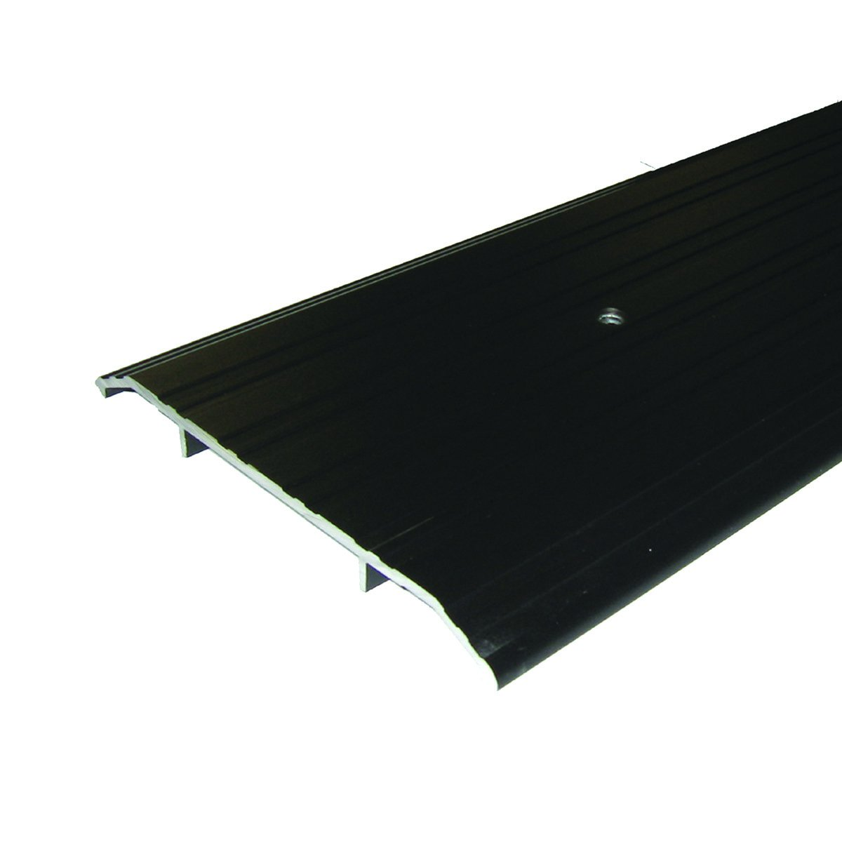 Commercial 6'' Wide Fluted Top Aluminum Door Threshold - #99083