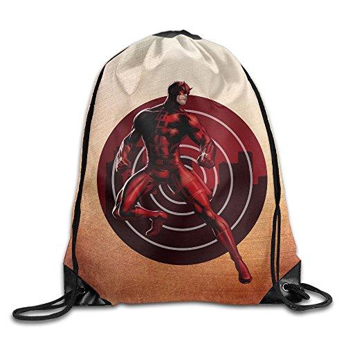 Drawstring Bag Cartoon Daredevil