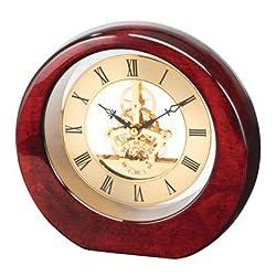 Chass Da Vinci See Thru Clock