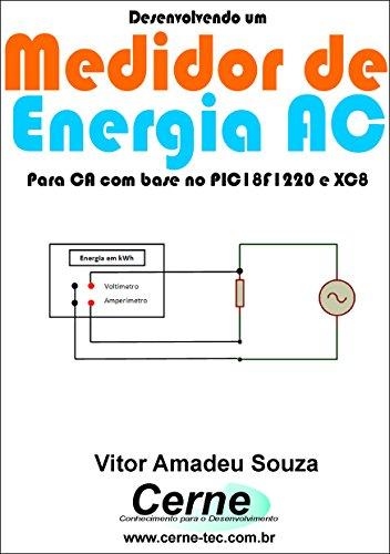 eBook Desenvolvendo um Medidor de Energia AC Para CA com base no PIC18F1220 e XC8