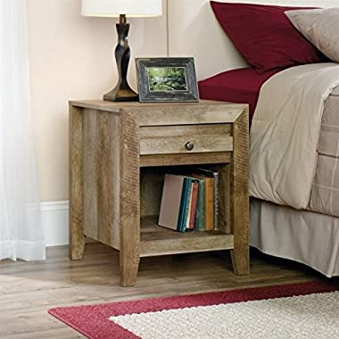 Sauder Dakota Pass Nightstand in Craftsman Oak