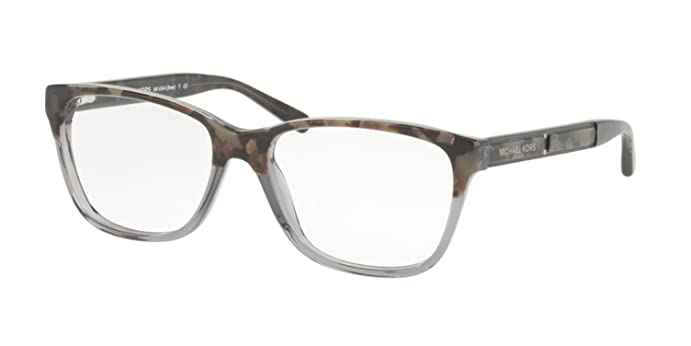 Michael Kors BREE MK4044 Eyeglass Frames 3260-54 - Gray Tort Graphic ...