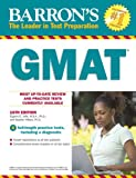 img - for Barron's GMAT book / textbook / text book