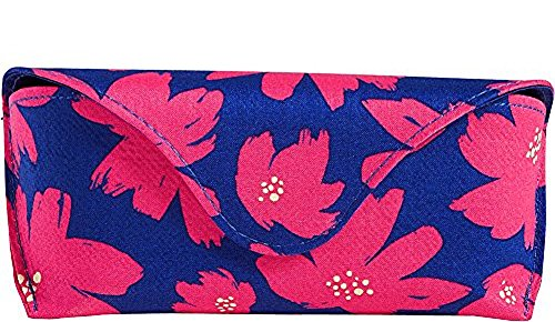 Vera Bradley Hard Eyeglass Case (Vera Bradley Eyeglass Case Art Poppies)