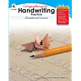 Comprehensive Handwriting Practice: Traditional Cursive, Grades 2 - 5