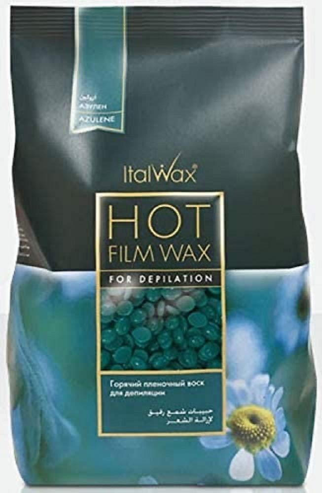 Italwax Hot Film Wax Azulene 1000g