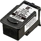 エコリカ キャノン(Canon)対応 リサイクル インクカートリッジ ブラック BC-340 ECI-C340B-V