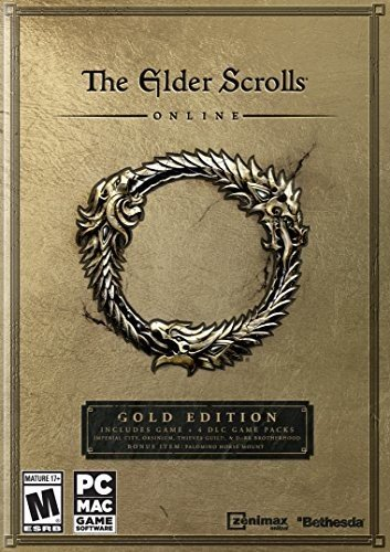 The Elder Scrolls Online: Gold Edition Mac|Windows ELOGSTP4PENA