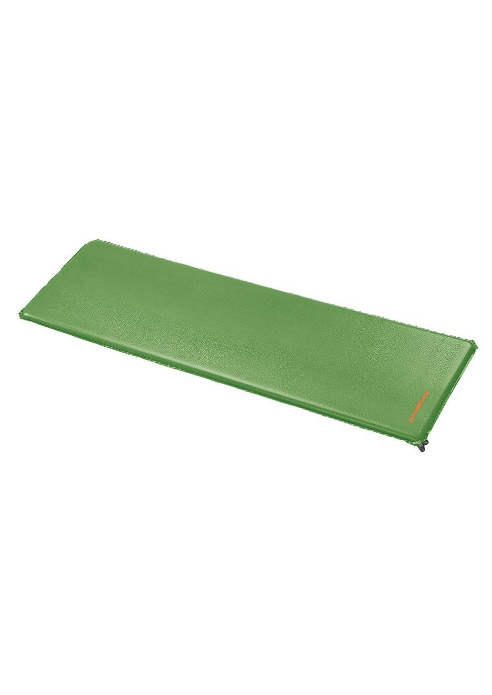 Trangoworld würzigen Skin mat Gymnastikmatte, Grün/Anthrazit, Einheitsgröße