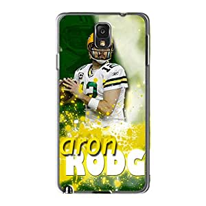 Samsung Galaxy Note 3 JqI14987eTna Unique Design Nice Green Bay Packers Series Protector Hard Phone Cases -AlainTanielian