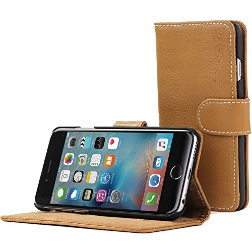 iPhone 6s Case Snugg Leather