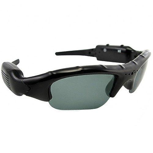 Occhiali con Camera Integrata HD - Registratore video/foto/audio