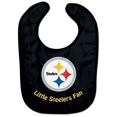 NFL Pittsburgh Steelers WCRA2049214 All Pro Baby Bib