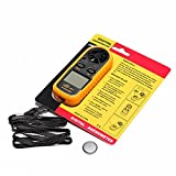 Mini Digital LCD Wind Speed Meter Thermometer Anemometer for Surf Sailing