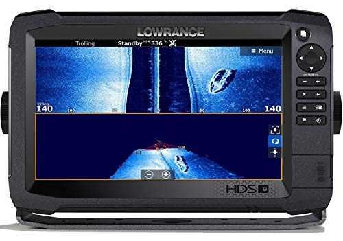 Lowrance Navico HDS-9 Carbon Insight Mid/High 3-D Transducer Bundle