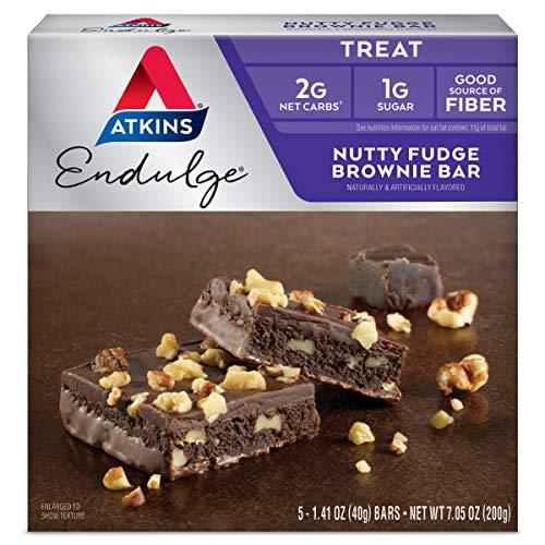 Atkins Endulge Treat Nutty