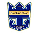 Royal Caribbean Door Magnet, Personalized Door Magnet for Royal Caribbean Cruise Line
