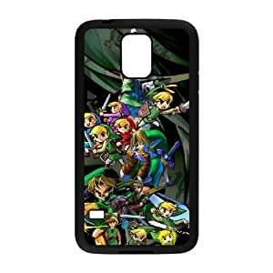 Phone Accessory for Samsung Galaxy S5 Phone Case The Legend of Zelda T343ML