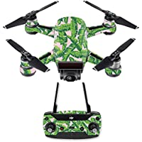 Skin for DJI Spark Mini Drone Combo - Jungle Glam| MightySkins Protective, Durable, and Unique Vinyl Decal wrap cover | Easy To Apply, Remove, and Change Styles | Made in the USA
