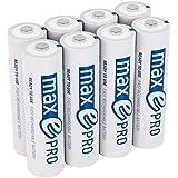ANSMANN rechargeable batteries AA 2000 mAh NiMH plus battery box - Low self-discharge