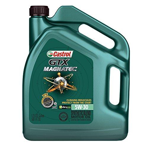 castrol-03057-gtx-magnatec-5w-30-motor-oil-5-quart