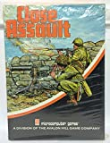 Close Assault by Avalon Hill for Atari 800 TRS-80 Apple II Cassette
